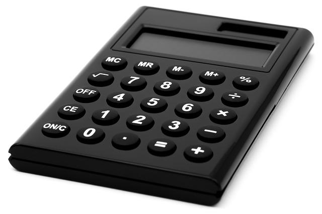 nová kalkulačka