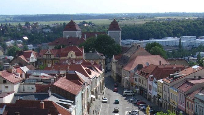 město Boleslav