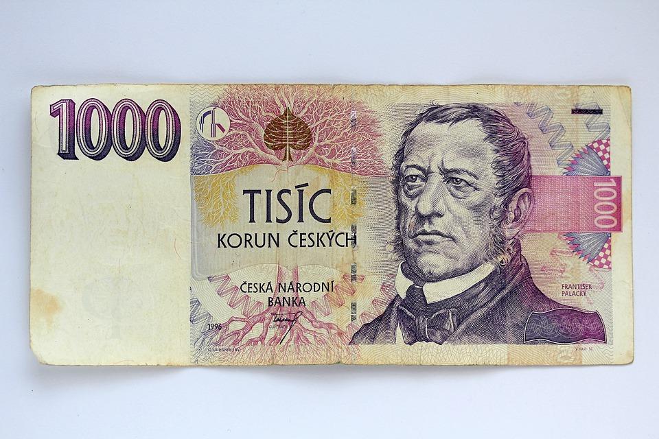 tisíc korun