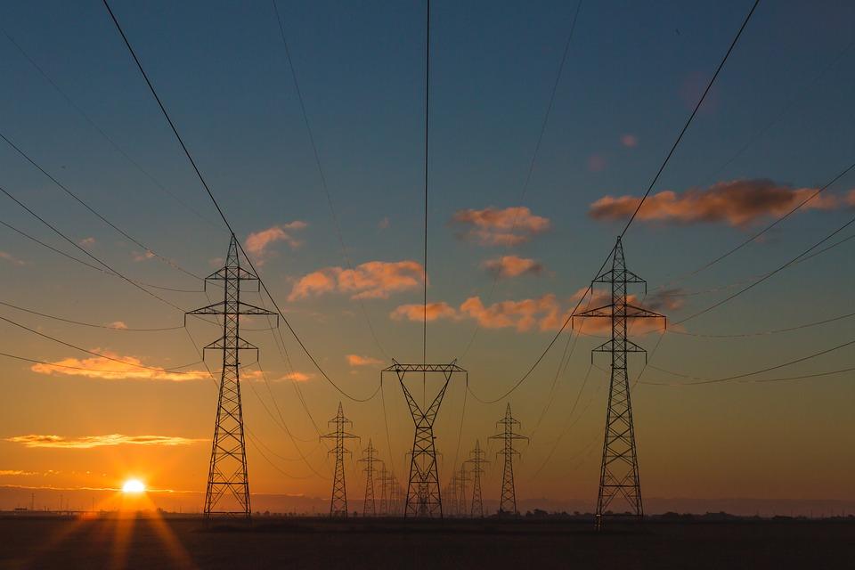 vedení elektrického proudu